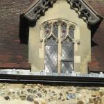 St Nicholas church winow