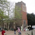 Ipswich, St Stephen.