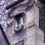 Arms Hen 8th Clasping Buttress