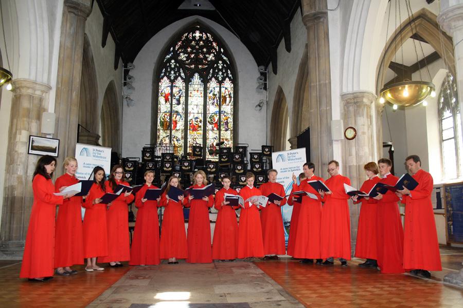 Ipswich School Wolsey Consort